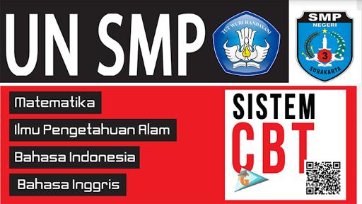 CBT UN SMP - BETA