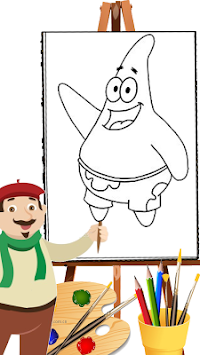 How To Draw Spongebob Squarepants By Draw Your Dream Poster