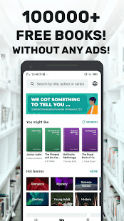 App AnyBooks📖offline books app, free novels &stories APK for Windows Phone