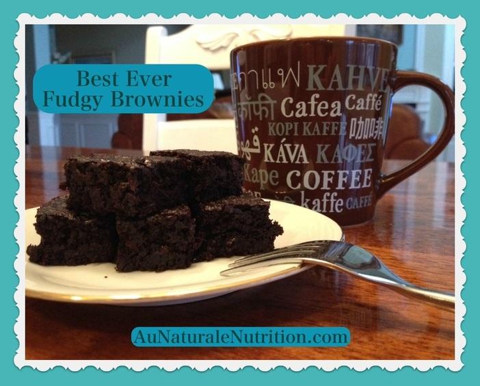Best Ever Fudgy Brownies