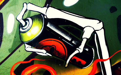 Graffiti Pack 2 Live Wallpaper