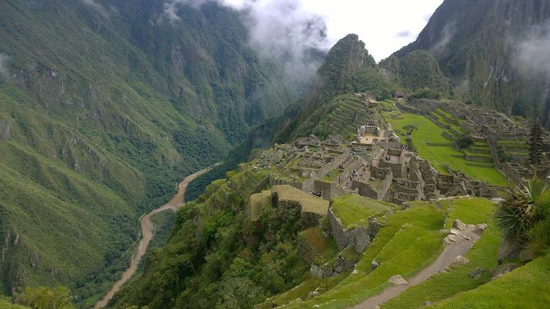 Machu Picchu di Bendys