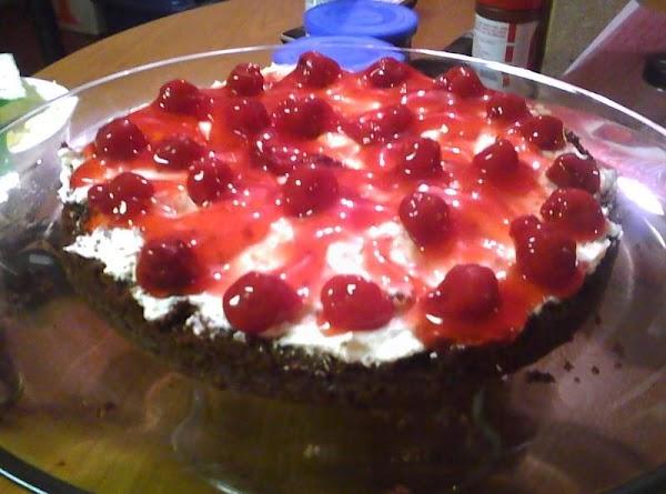 Add cherry filling next.
