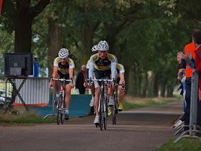 Photo: Finish van TC Heeze.