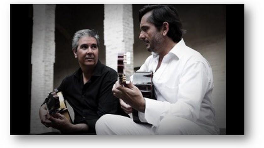 Miguel Ángel Cortés y José María Gallardo.