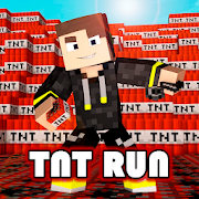TNT Run maps for minecraft