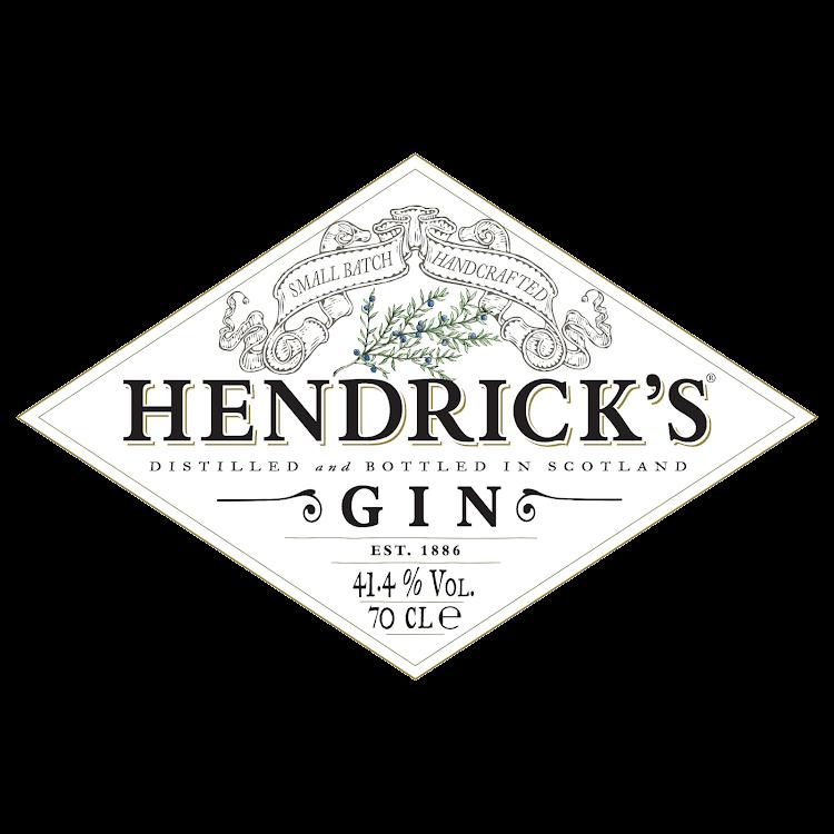 Logo for Hendrick's Distillery