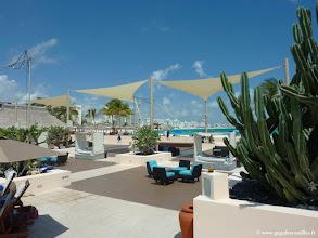 Photo: #021-Le bar Las Velas du Club Med Cancún Yucatán.