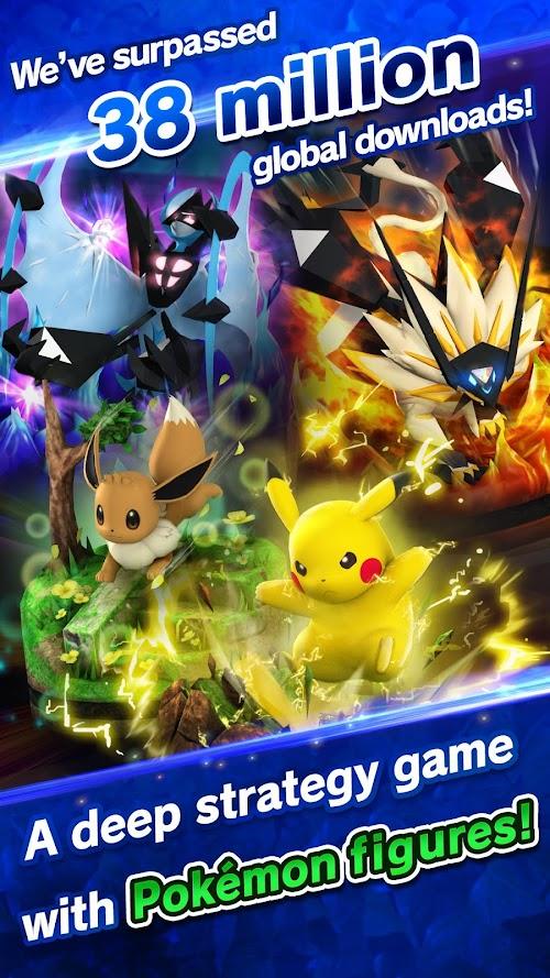 Screenshot 1 Pokémon Duel 7.0.3 APK MOD
