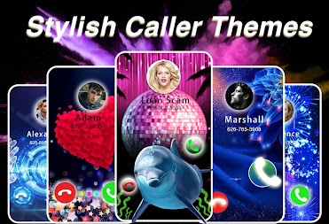 Color Phone Screen: Color Call, Call Screen Themes APK screenshot thumbnail 4