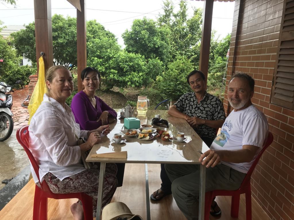 du khách Mekong Rustic Cai Be
