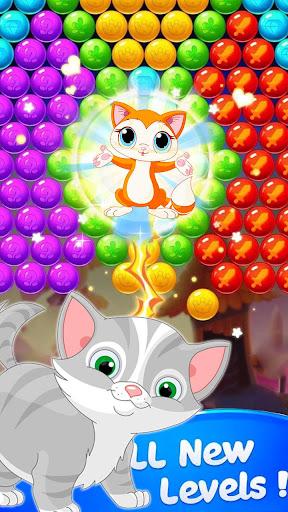 Meow Bubble Pop 1.4.0 screenshots 2