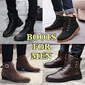Boots for Men icon