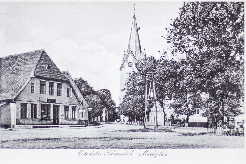 Kriegerdenkmal Marktplatz Osterholz-Scharmbeck