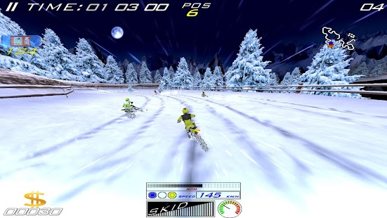 XTrem SnowBike- screenshot thumbnail