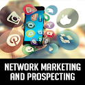 Network Marketing and Prospecting icon