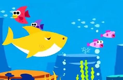 Baby Shark Family - náhled