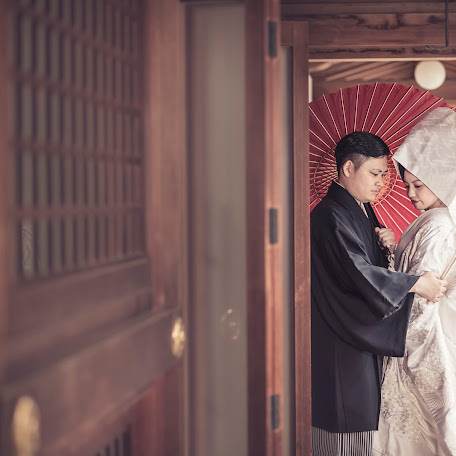 Fotógrafo de bodas Matsuoka Jun (jun). Foto del 12.08.2017