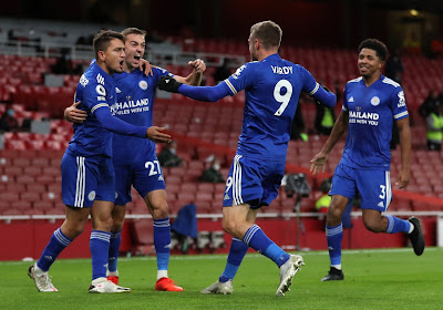 Europa League: Lille sauve les meubles, Leicester continue sur sa lancée