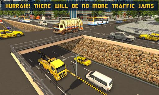 Mega City Underpass Construction: Bridge Building 1.0 screenshots 4