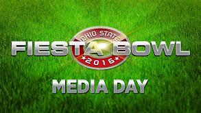 Ohio State Fiesta Bowl Media Day 2016 thumbnail