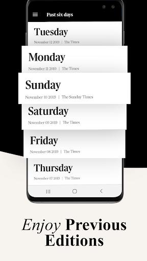 The Times screenshot 4