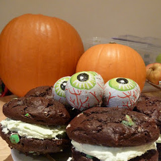 Mint chocolate whoopie pies - United Bakes of America