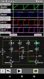 CircuitSafari SPICE Simulator 1.3.3