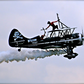 by Clark Crosser - Transportation Airplanes