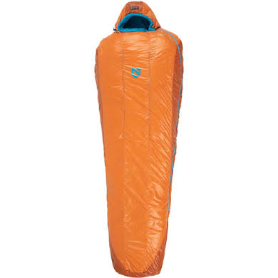 NEMO Kyan 35 Sleeping Bag, Primaloft Silver Synthetic Insulation: Regular, Amber/Alpine