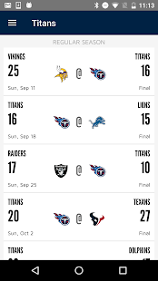 Tennessee Titans Mobile- screenshot thumbnail