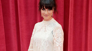 EastEnders: Laura Norton takes new co-star Natalie Ann Jamieson under her wing