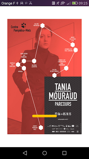 Tania Mouraud Parcours