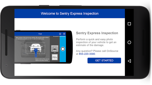 Sentry Express Inspection for PC