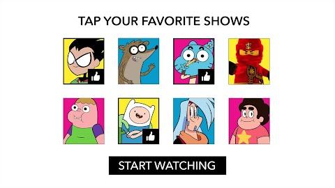 Cartoon Network App Screenshot 1
