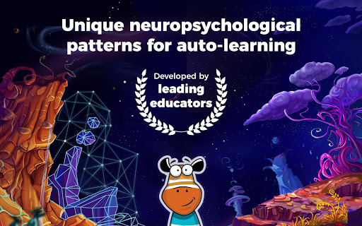 Zebrainy - learning games for kids  screenshots 7