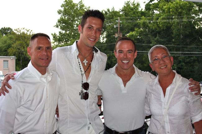 Photo: The annual Premiere Party drew hundreds in white attire on June 9 to raise money for CHRIS Kids at Mason Murer Fine Art. (Photo by Sher Pruitt)View the full photo album: http://projectqatlanta.com/news_articles/view/premiere_party_a_vision_in_white_photos?gid=11223