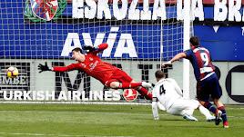 El Real Madrid, desaparecido.