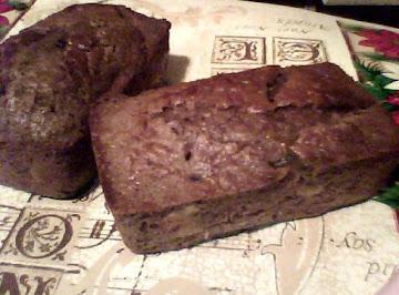 Sweet Apple Spice Loaves Recipe