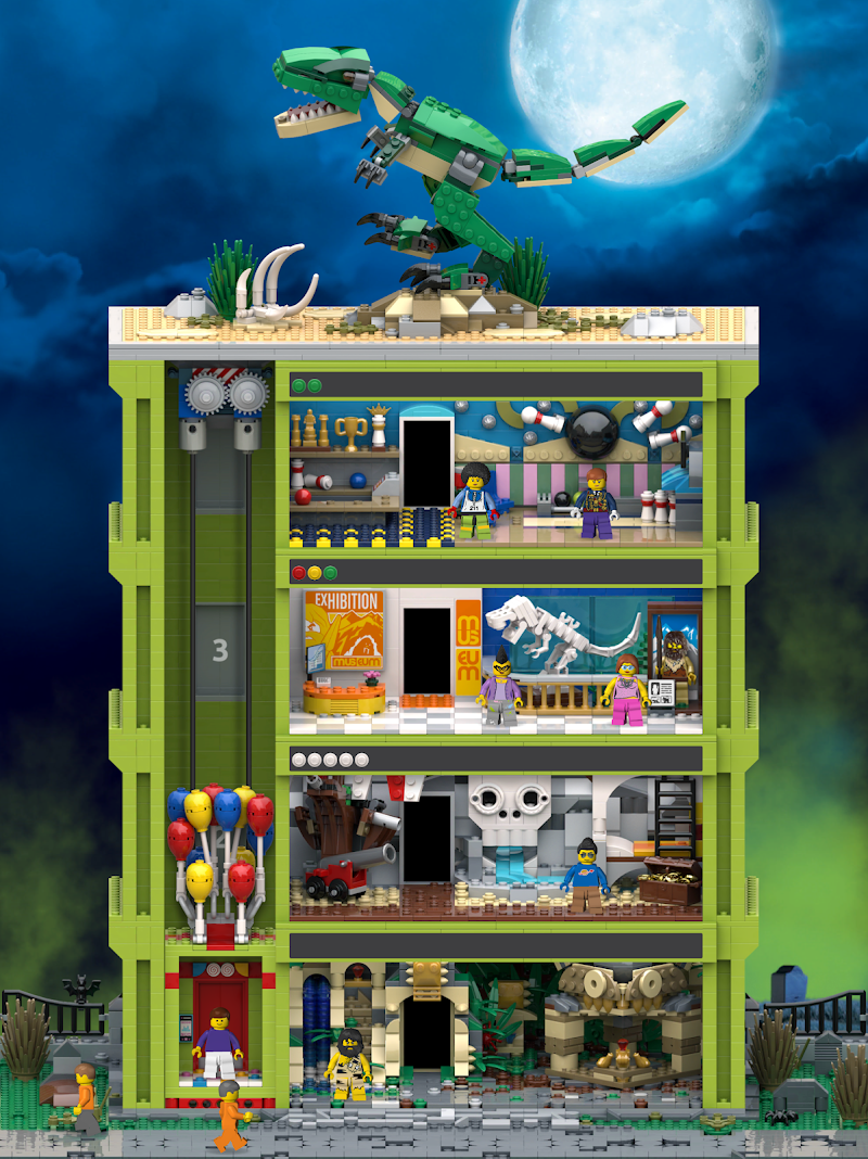 LEGO® Tower Screenshot 13