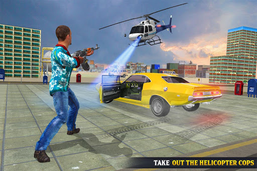 Crime Car Street Driver: Gangster Games 1.0 Screenshots 5