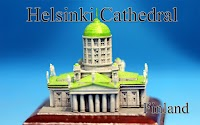 Helsinki Cathedral -Finland-