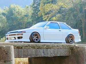 スプリンタートレノ AE86 GTのカスタム事例画像 244さんの2020年11月23日19:31の投稿