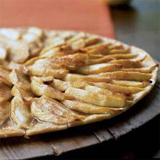 Thin French Apple Tart