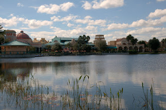 Photo: Coronado Springs convention center
