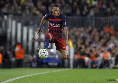 Sombrero et puis but, le superbe enchaînement de Neymar
