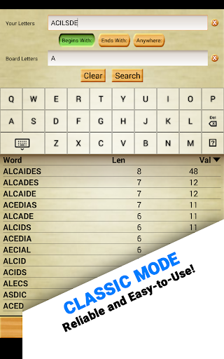 Word Breaker (Scrabble Cheat) 5.7.3 screenshots 13