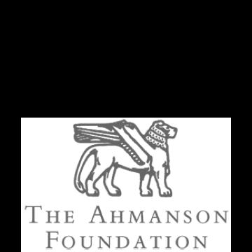 The Ahmanson Foundation Logo