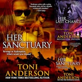 Her Romantic Suspense Series