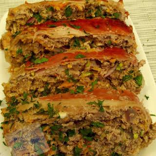 My Meatloaf.